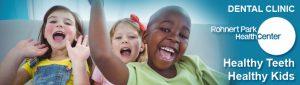 Billboard - Healthy teeth Healthy Kids