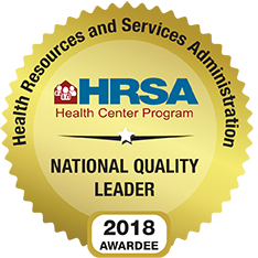 HRSA - National Quality Leader