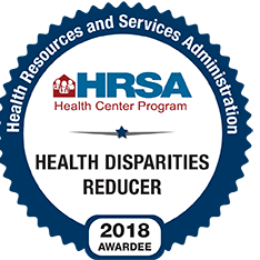 HRSA - Health Disparities Reducer